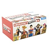 Emergency Fancy Dress Costumes, 5 instant outfits in one box. An absolute festival essential.