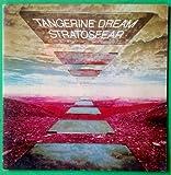 TANGERINE DREAM Stratosfear LP Vinyl & GF Cover VG+ 1976 Demo PZ 34427