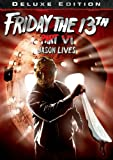 Friday the 13th Part VI: Jason Lives [DVD] [1986] [Region 1] [US Import] [NTSC]