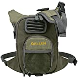 Allen Company Fall Reiver Fishing Chest Pack, Olive