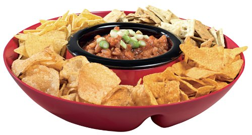 New Heated Chip and Dip Tray