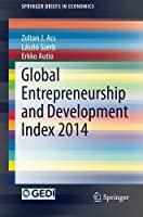 Global Entrepreneurship and Development Index 2014 Front Cover