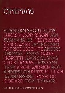 Cinema 16 - European Short Films Collection ( El secdleto de la tlompeta / The Drummer of Ravel's Boléro / Bara prata lite / Charlotte et son Jules / Fototypeio / Epilog (Epilogos) [ NON-USA FORMAT, PAL, Reg.2 Import - United Kingdom ]