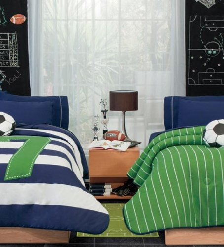 Kids Sports Bedding For Boys front-40752