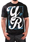 517tbxi7x0L. SL160  Young &amp; Reckless Mens Y&amp;R Graphic T Shirt Tee