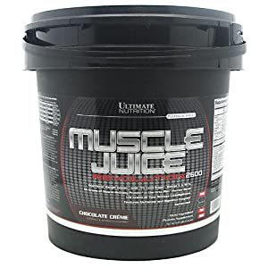 Ultimate Nutrition Platinum Series Muscle Juice Revolution 2600 Chocolate Creme -- 11.1 lbs