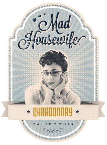 Nv Mad Housewife Chardonnay 750Ml