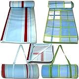 JEMIDI Riesen Picknickdecke XXL 200cm x 200cm  Campingdecke Schwimmbaddecke Strand Reise Decke Matte Strandmatte XL Stranddecke