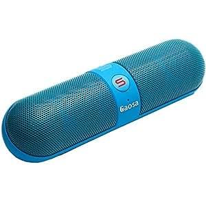 Bluetooth speakers,Portable wireless surround sound speaker,Stereo speaker,The pill car speaker
