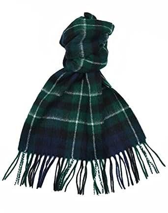 Scottish graham of montrose modern tartan clan scarf gift clothing