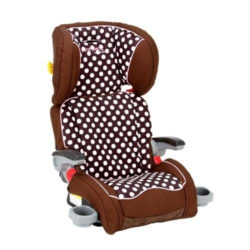 The First Years Compass Booster Seat, Polka Dot