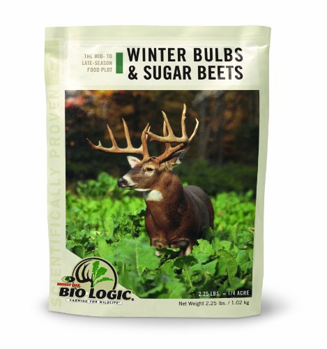 Cheapest Price! BioLogic Winter Bulbs and Sugar Beets Food Plots