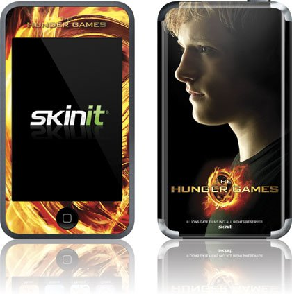 Skinit The Hunger Games -Peeta Mellark Vinyl Skin for iPod Touch (1st Gen)