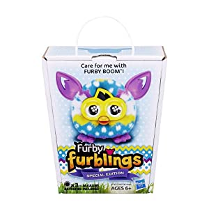 Furblings Boom Easter Furbling: Amazon.ca: Toys & Games