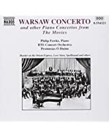 Warsaw Concerto & Other Piano Concertos from the Movies