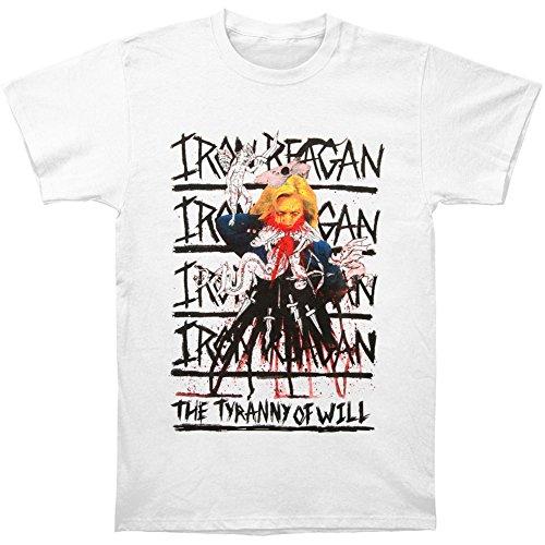 Kumiu Iron Reagan - The Tyranny of Will T Shirt