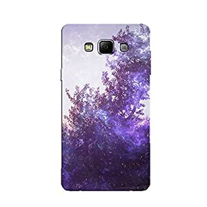VIOLET BACK COVER FOR SAMSUNG GALAXY A7