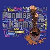 Pennies In The Karma Jar by Salem Hill (0100-01-01)