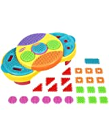 Playskool - 99421480 - Jeu de Construction - Etabli Clipo