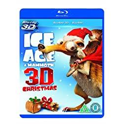 Ice Age Mammoth Christmas 3d [Blu-ray]