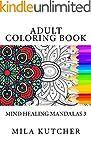 Adult Coloring Book: Mind Healing Man...