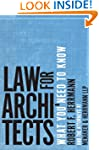 Law for Architects: What You Need to...