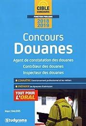 Concours Douanes