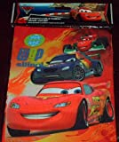 Disney - PIXAR Cars 2 Stretchable Fabric Book Cover