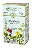 Marshmallow Leaf and Root Tea by Celebration Herbals - 24 tea bag