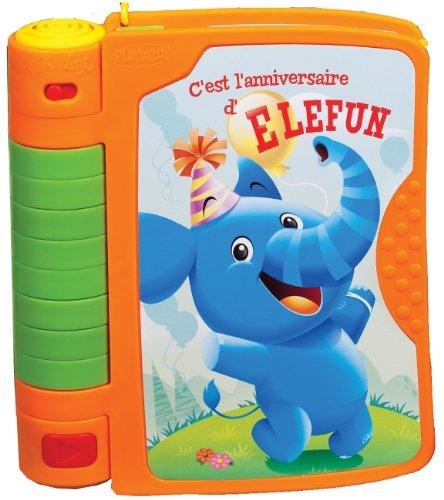 Playskool Mon Premier Livre Interactif Elefun