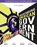 Bundle: Understanding American Government - No Separate Policy Chapter, 13th + Political Science CourseMate with eBook Printed Access Card