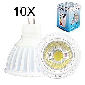 ELINKUME G9 E14 E27 GU10 MR16 LED BULB 5W SMD LED Halogen Bulb Replacement by ELINKUME