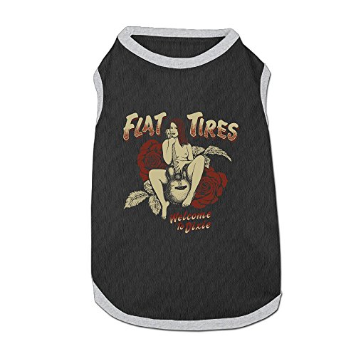flat-tires-myspace-rusty-knuckles-music-cool-graphic-pet-supplies-dog-coats