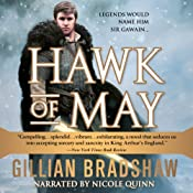 Hawk of May: Down the Long Way #1 | [Gillian Bradshaw]