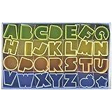 Städter 171299 Ausstechformen Alphabet 28-teilig aus Kunststoff in einer Geschenkbox