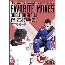 Rafael Freitas Favorite Moves: Double Guard Pull