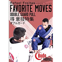 Rafael Freitas Favorite Moves: Double Guard Pull