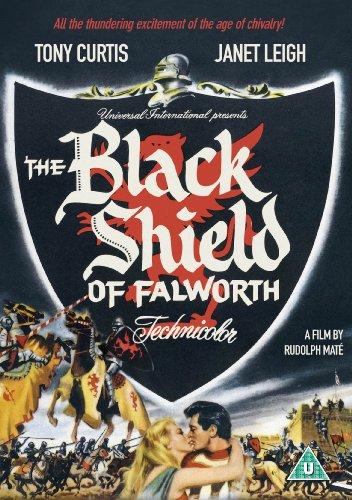 The Black Shield Of Falworth [DVD] [1954]