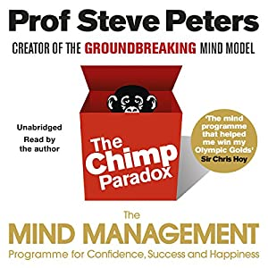 The Chimp Paradox Hörbuch
