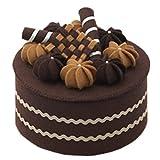 チョコレート デコレーションケーキ PS-9