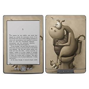 Diabloskinz B0064-0028-0001 Dragon schützender Skin für Amazon Kindle