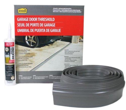 Images for M-D Building Products 50100 10-feet Single Door Garage Door Threshold Kit