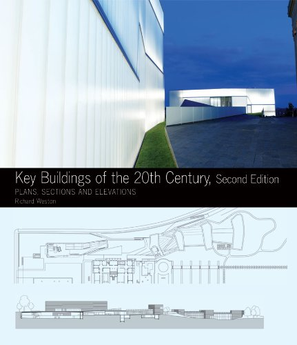 Key Buildings of the 20th Century: Plans, Sections and...