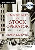 img - for Reminiscences of a Stock Operator by Edwin Lef?vre (2004-11-01) book / textbook / text book