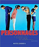 img - for Personnages (text only) 4th (Fourth) edition by M.D. Oates , J. Dubois book / textbook / text book