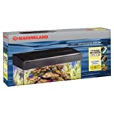 Marineland PFE2 Eclipse Illumination Kit Twin Lamps, fits 12-Inch by 24-Inch tanks ~ MarineLand