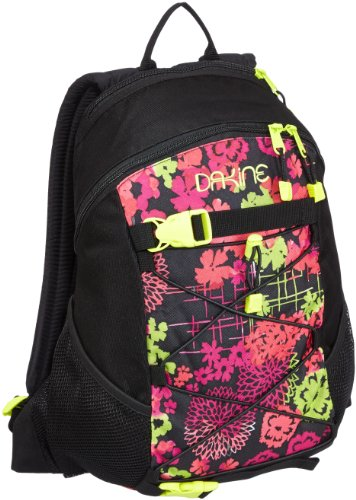 DAKINE Girls Rucksack Wonder Pack, Floralescent, Ca. 15 L, 8210-043_2609