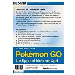 Pokémon GO - Alle Tipps und Tricks zum Spiel!: 160 Seiten - komplett in Farbe! Mit detaillierten Po