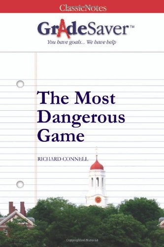 the most dangerous game study guide gradesaver  the most dangerous game study guide