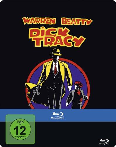 Dick Tracy - Steelbook [Blu-ray]